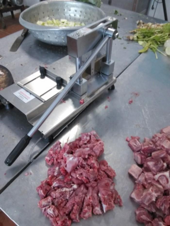 máy chặt sườn làm cơm tấm2