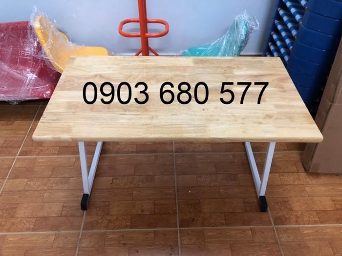 Chuyên bán bàn ghế bằng gỗ cho trẻ em mầm non giá ưu đãi9