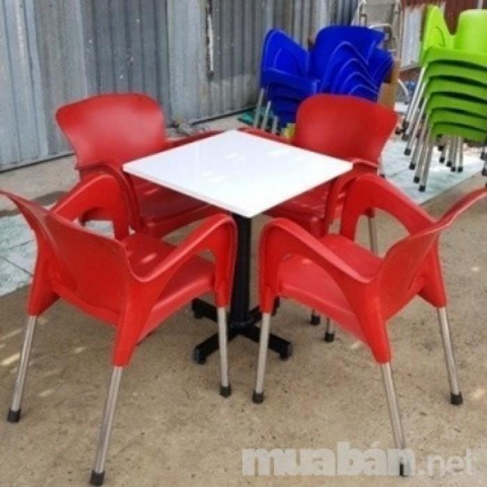 bộ bàn ghế cafe giá rẻ tại xưởng sản xuất3