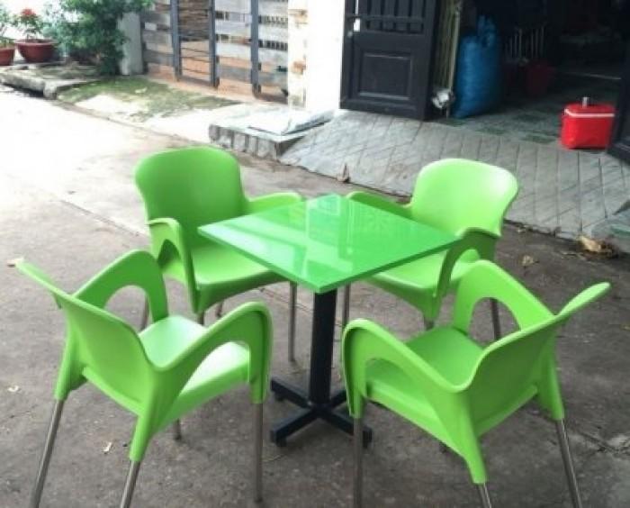 bộ bàn ghế cafe giá rẻ tại xưởng sản xuất0