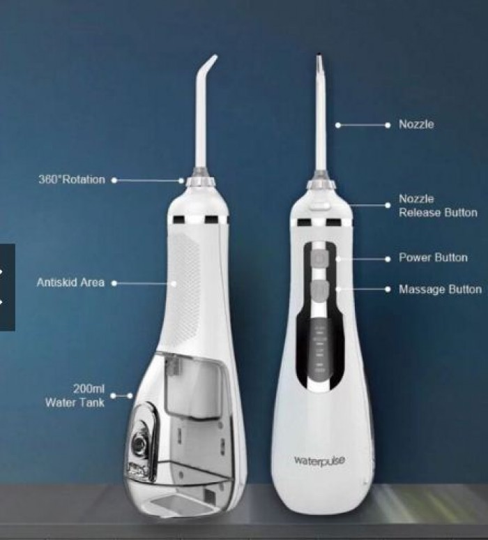 Máy tăm nước, Máy tăm nước Waterpulse V500  chính hãng Máy làm Đẹp Shop Dinh Dinh3