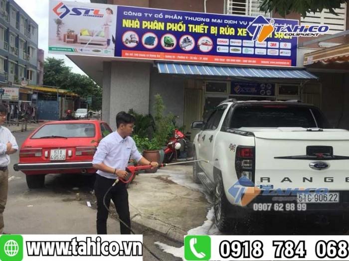 Máy rửa xe cao áp kokoro 18m25-4t4 tahico1