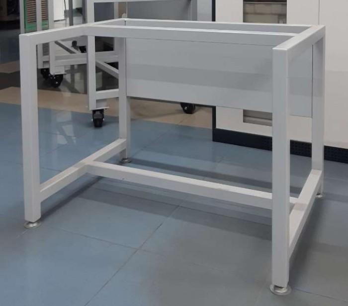 - Chân đỡ tủ dạng khung bằng sắt sơn tĩnh điện 1