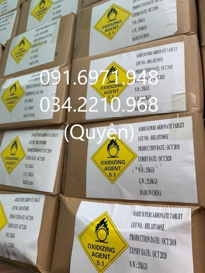 Mua bán sodium percarbonate-oxy viên, oxy bột cho tôm cá nổi đầu giá sỉ2
