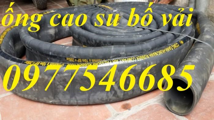 Kho Hàng ống cao su bố vải,ống cao su lõi thép , ống cao su hút cát sạn ,hút nước chịu áp lực cao6