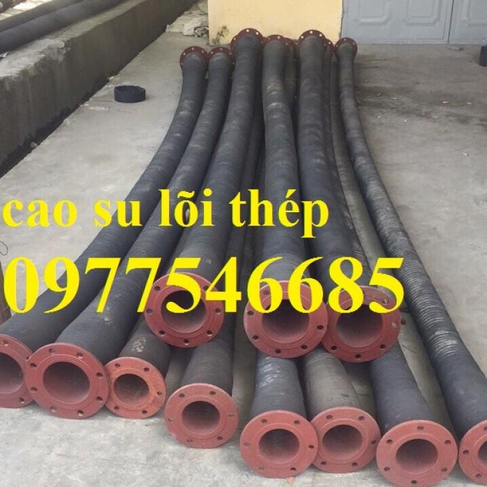 Kho Hàng ống cao su bố vải,ống cao su lõi thép , ống cao su hút cát sạn ,hút nước chịu áp lực cao4