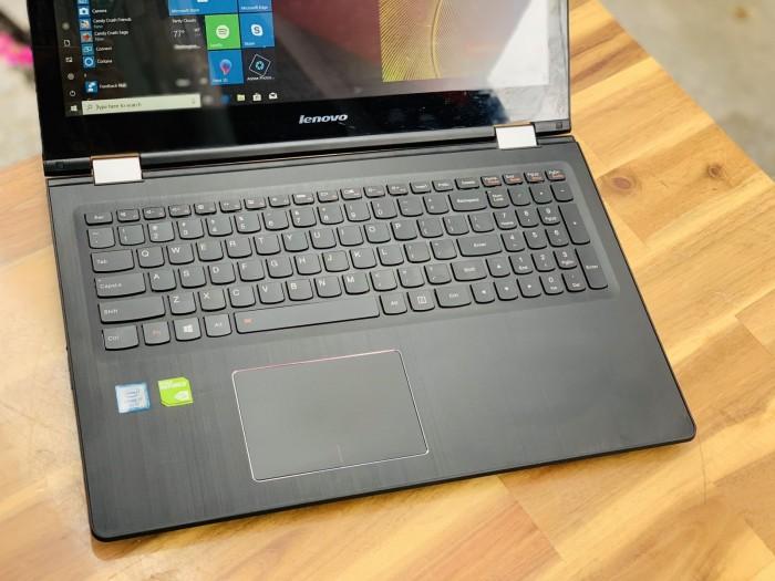 Laptop Lenovo Yoga Flex 3 - 1580, i7 6500U 8G SSD256 Full HD Đèn Phìm Vga GT940 Cảm ứng xoa2