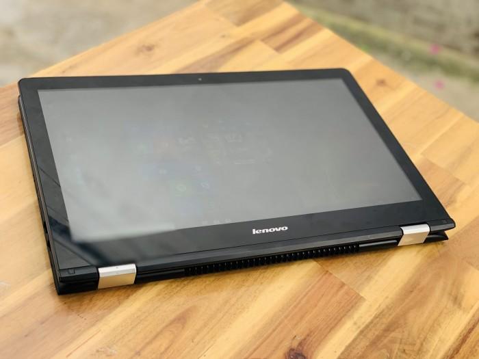 Laptop Lenovo Yoga Flex 3 - 1580, i7 6500U 8G SSD256 Full HD Đèn Phìm Vga GT940 Cảm ứng xoa3