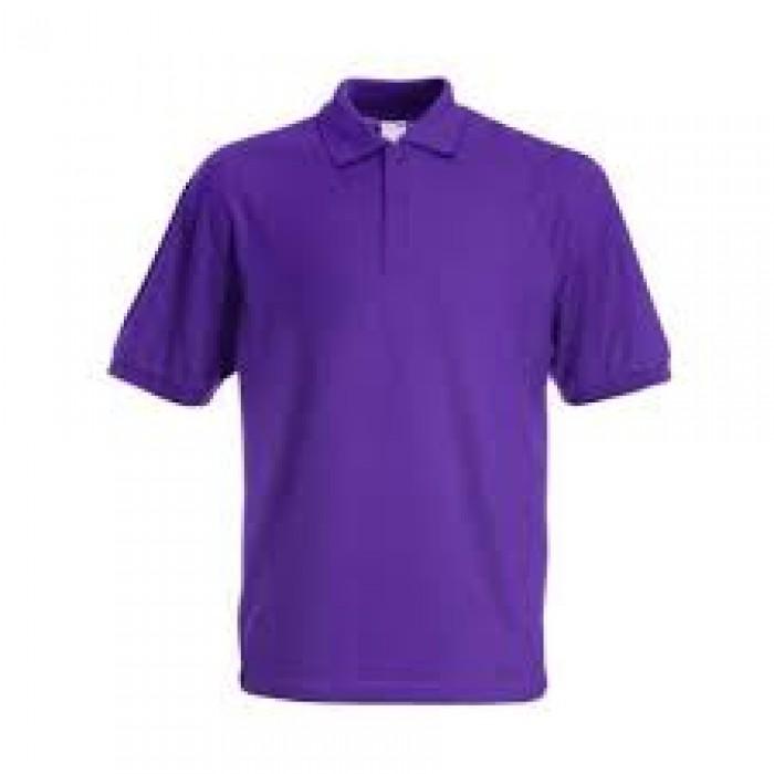 bán áo thun cá sấu polo màu tím giá cực rẽ