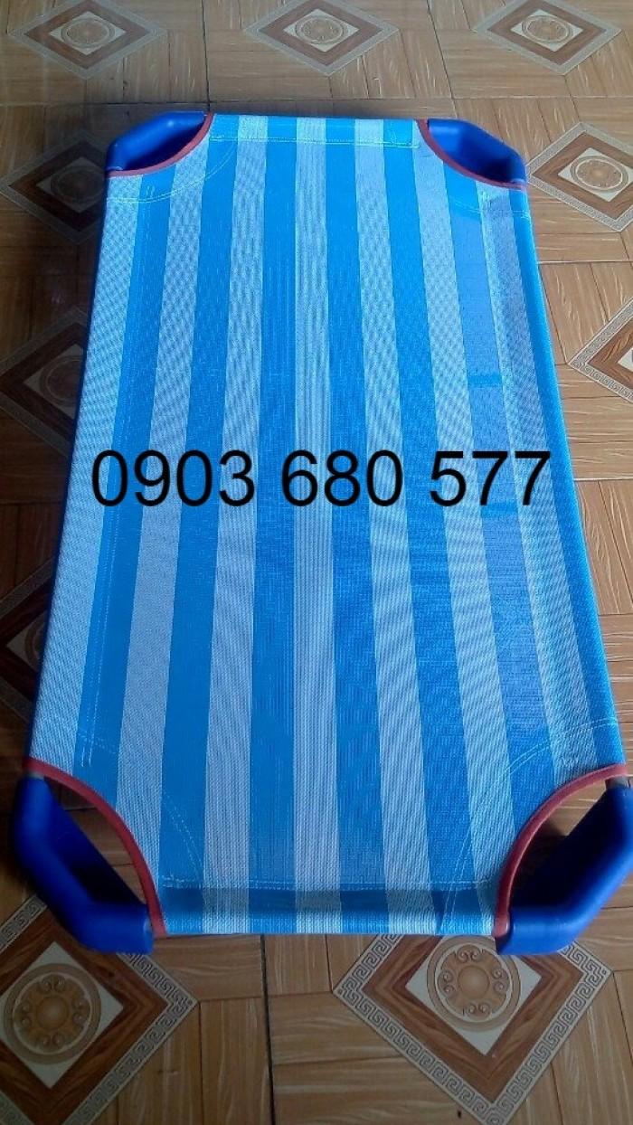 Chuyên cung cấp giường ngủ lưới mầm non cho trẻ nhỏ5