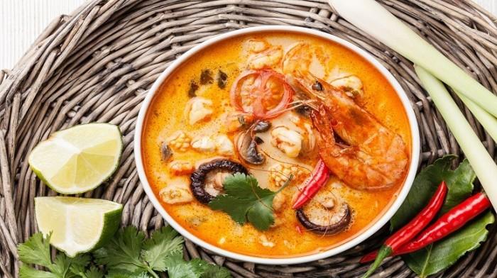 Gia vị Lẩu/Soup Tom Yum Sutharos (Bịch lớn)8