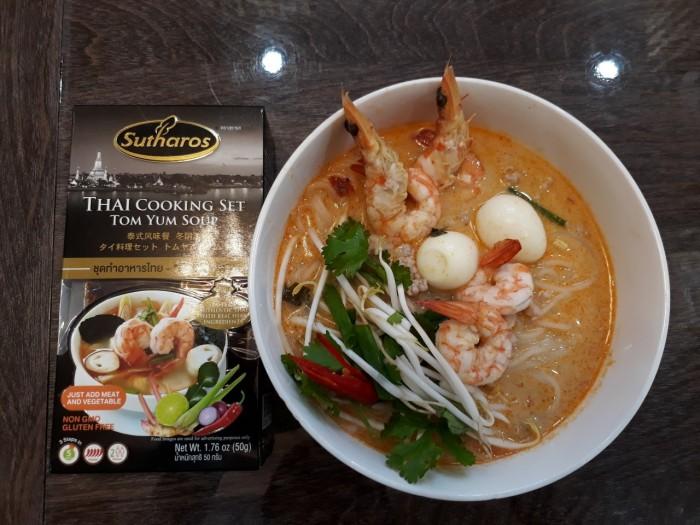 Gia vị Lẩu/Soup Tom Yum Sutharos (Bịch lớn)4