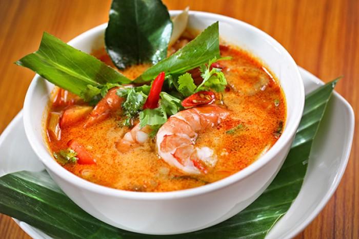 Gia vị Lẩu/Soup Tom Yum Sutharos (Bịch lớn)7