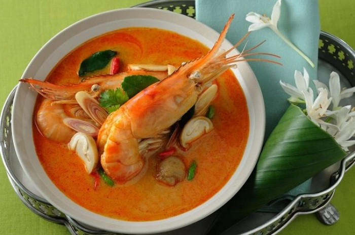 Gia vị Lẩu/Soup Creamy Tom Yum Sutharos (Bịch lớn)9