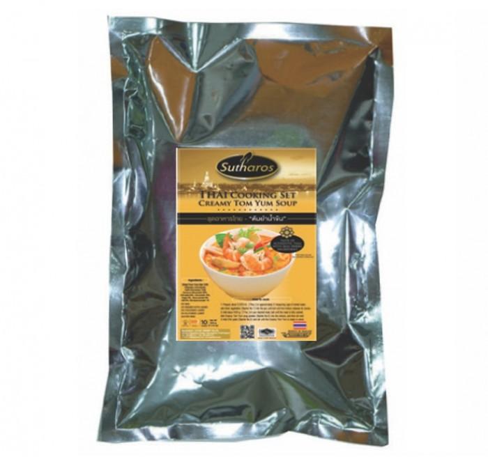 Gia vị Lẩu/Soup Creamy Tom Yum Sutharos (Bịch lớn)6