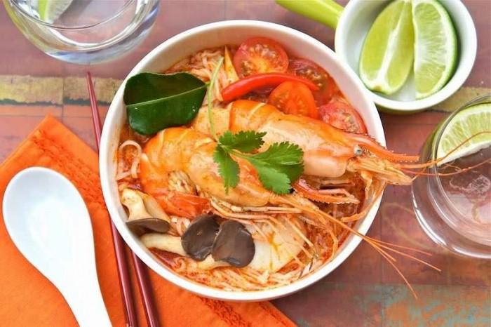 Gia vị Lẩu/Soup Creamy Tom Yum Sutharos (Bịch lớn)10