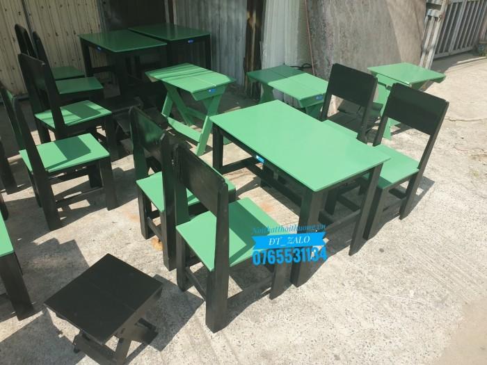 Bàn ghế bán trà sữa đẹp , rẻ và chất lượng2