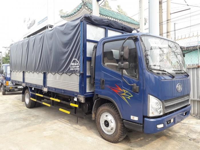 Siêu phẩm xe tải 8 tấn được nhiều người lựa chọn nhất trong năm 2019