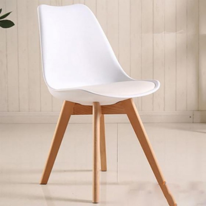 Sản xuất bàn ghế gỗ cafe: chân gỗ, mặt nệm HGH 82479