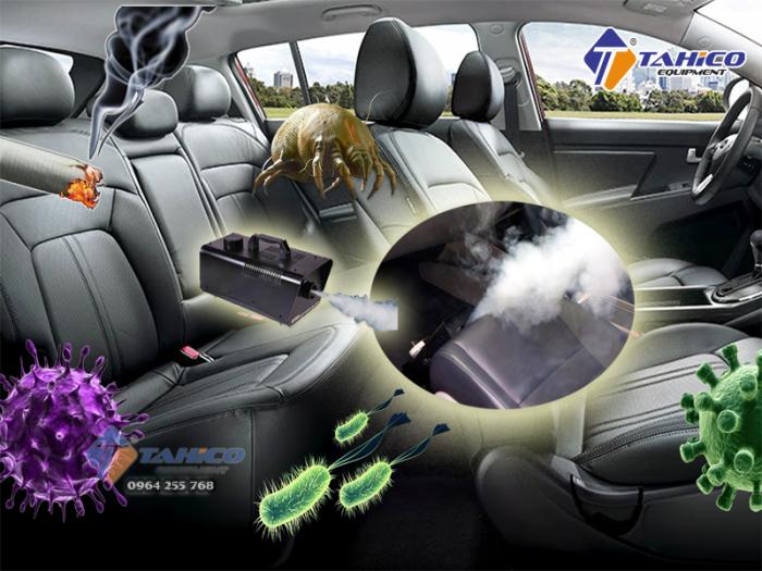 Dung dịch khử mùi trong nội thất Sonax Car Breeze / Smoke-Ex2