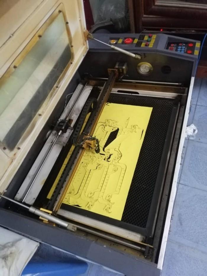 Thu mua máy laser 6040 cũ giá cao