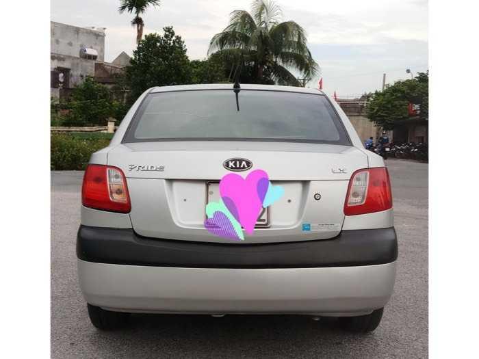 Kia Pride sản xuất năm 2008 Số tự động Động cơ Xăng