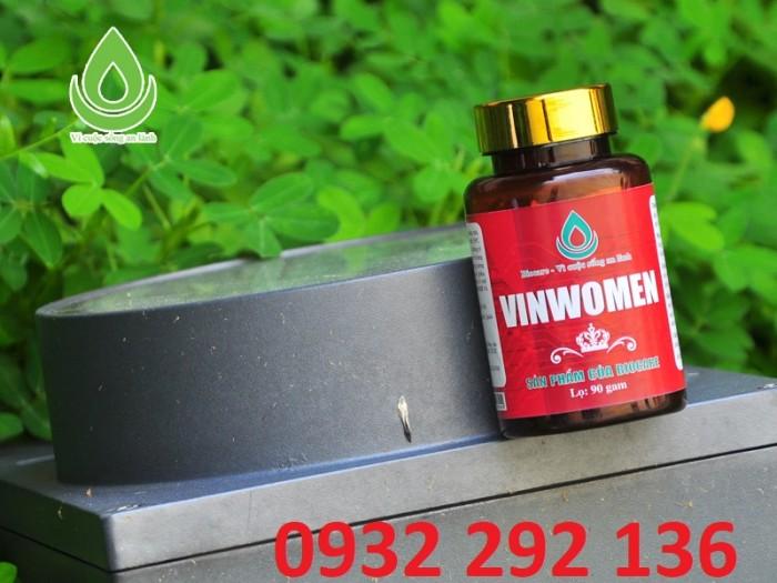 VinWomen giúp tăng cường sức khỏe, giúp làm chậm quá trình lão hóa và tăng cường nội tiết tố cho nữ giới. Liên hệ: 0932 292 136 để được tư vấn và giao hàng toàn quốc0