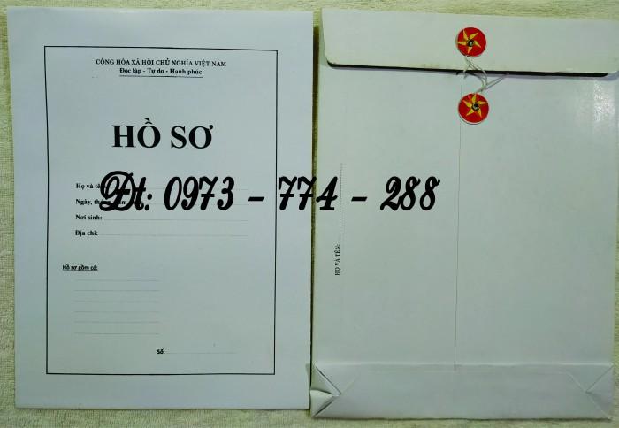 Bìa đựng hồ sơ bằng giấy18
