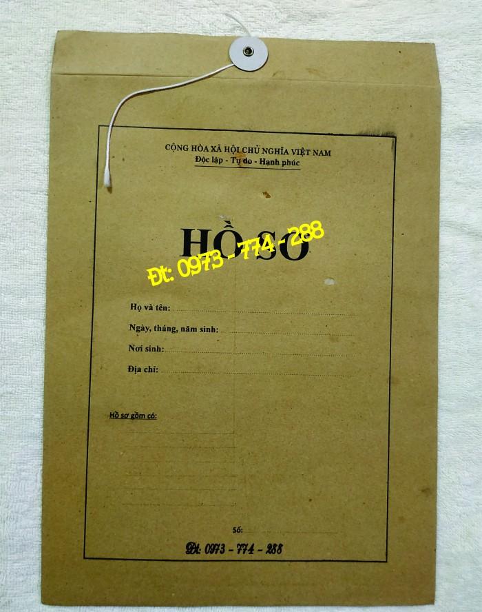 Bìa đựng hồ sơ bằng giấy5