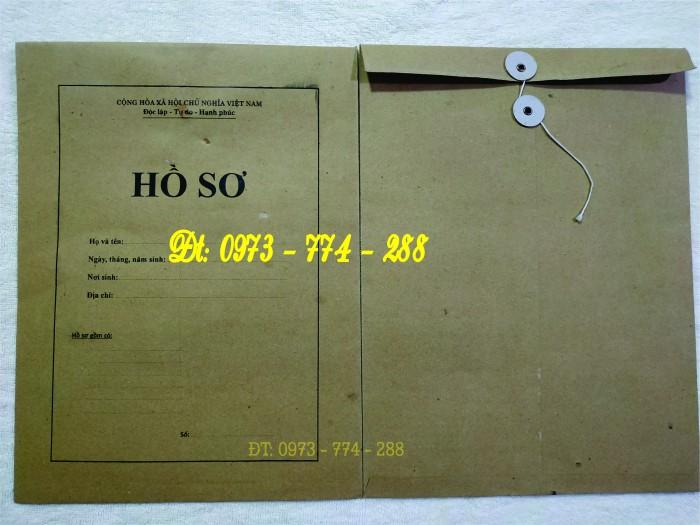 Bìa đựng hồ sơ bằng giấy4