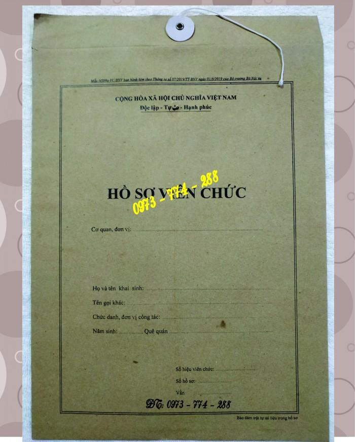 Bìa đựng hồ sơ bằng giấy2