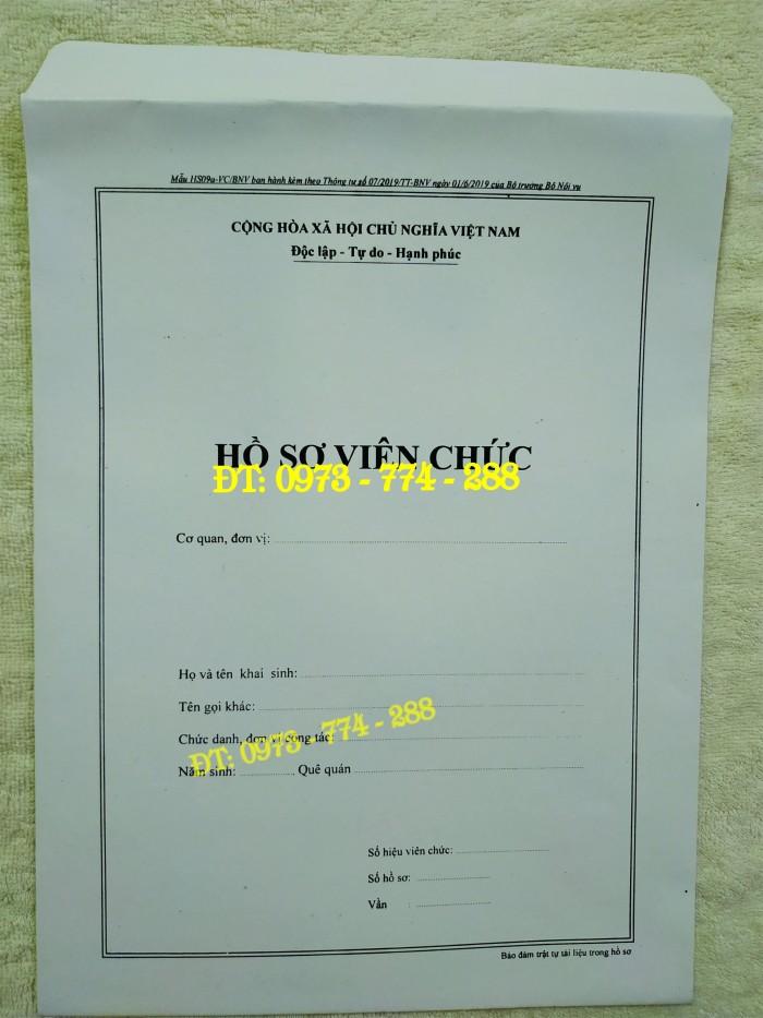 Bìa đựng hồ sơ bằng giấy1