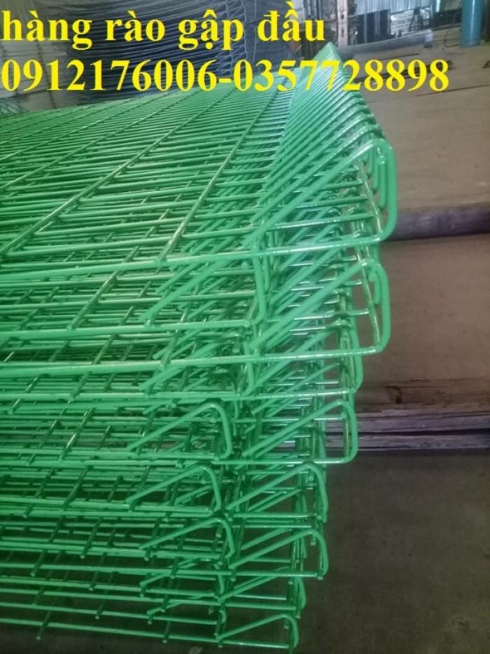 Hàng rào lưới thép hàn D5 a 50x150 mạ kẽm sơn tĩnh điện4