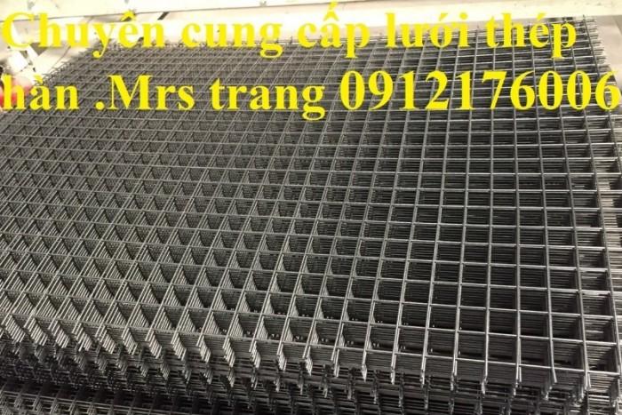 Lưới thép hàn D8 a 200*200 .đổ sàn bê tô1
