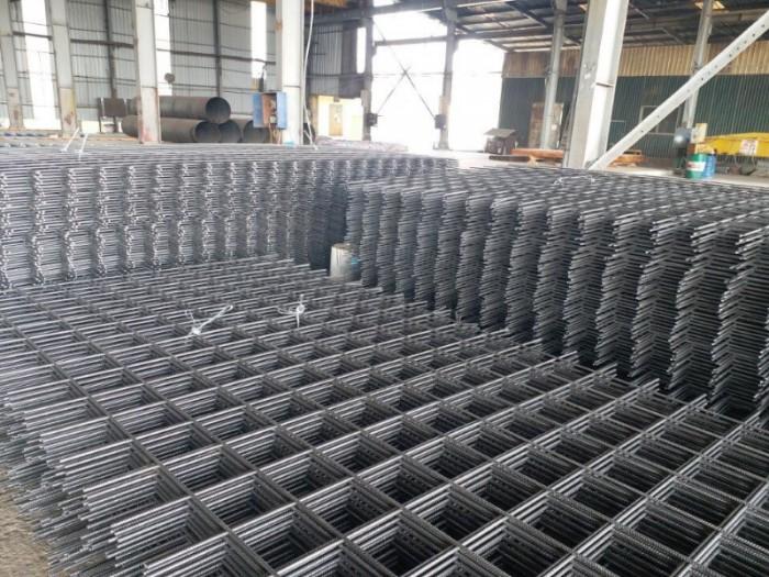 Lưới thép hàn D8 a 200*200 .đổ sàn bê tô3