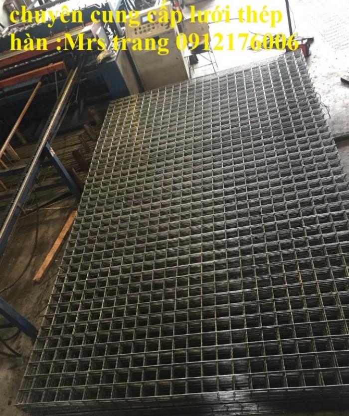 Lưới thép hàn D8 a 200*200 .đổ sàn bê tô5