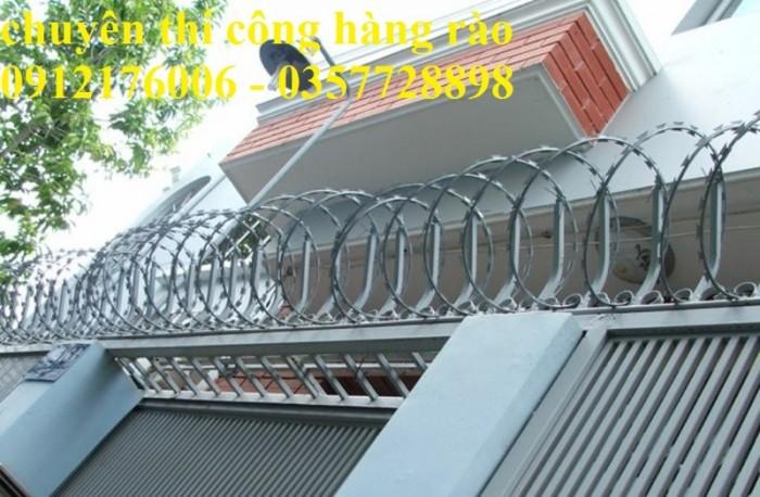 Chuyên sản xuất dây thép gai hình dao giá tốt1