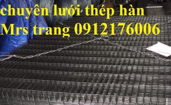 Lưới thép hàn D4, Lưới thép hàn D5, Lưới thép hàn D6,D8,...4