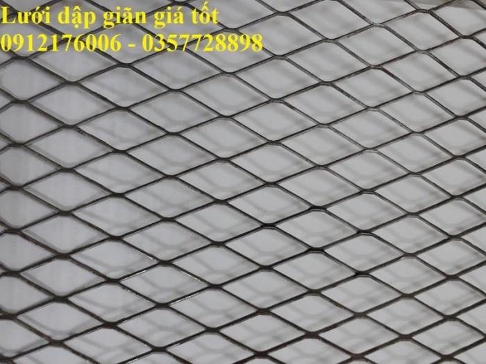 Lưới dập giãn, lưới trám dây 1.5 ly, 2ly9