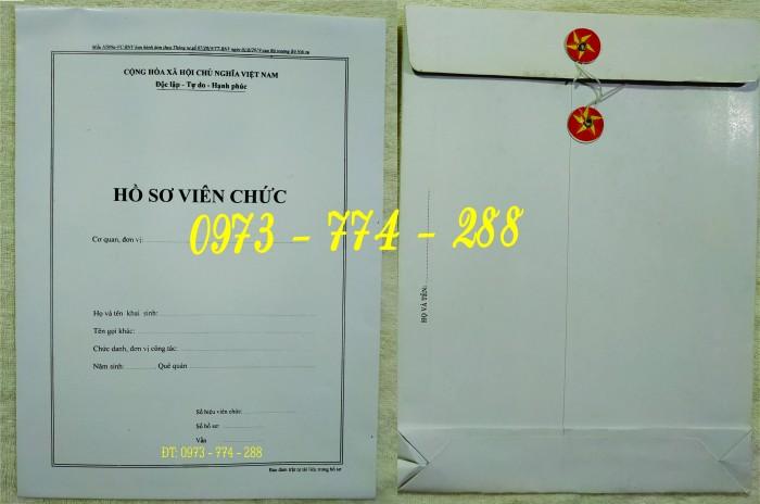 Bìa hồ sơ công chức viên chức29