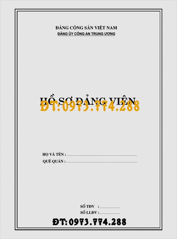 Bìa hồ sơ viên chức3