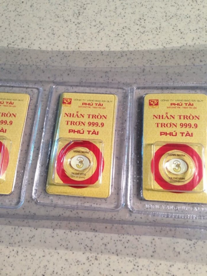 Báo giá Máy ép vỉ nhẫn vàng, vàng miếng, thần tài tại Hưng Yên