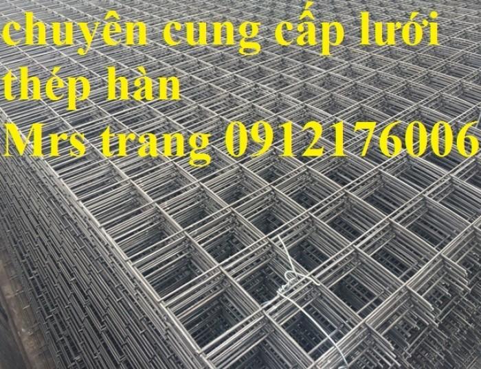 Lưới thép hàn D4 A200x200 giá tốt tại Hà Nội2
