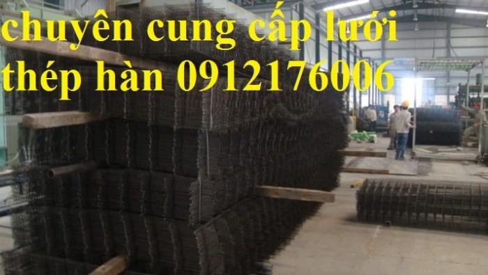 Lưới thép hàn D4 A200x200 giá tốt tại Hà Nội3