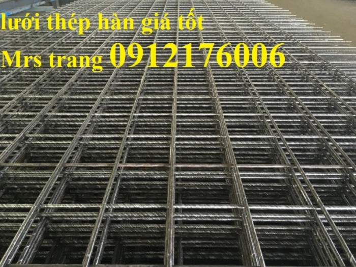 Lưới thép hàn D4 A200x200 giá tốt tại Hà Nội14