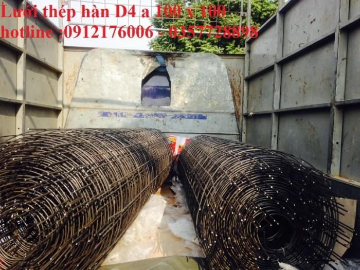 Lưới thép hàn D4 A200x200 giá tốt tại Hà Nội17