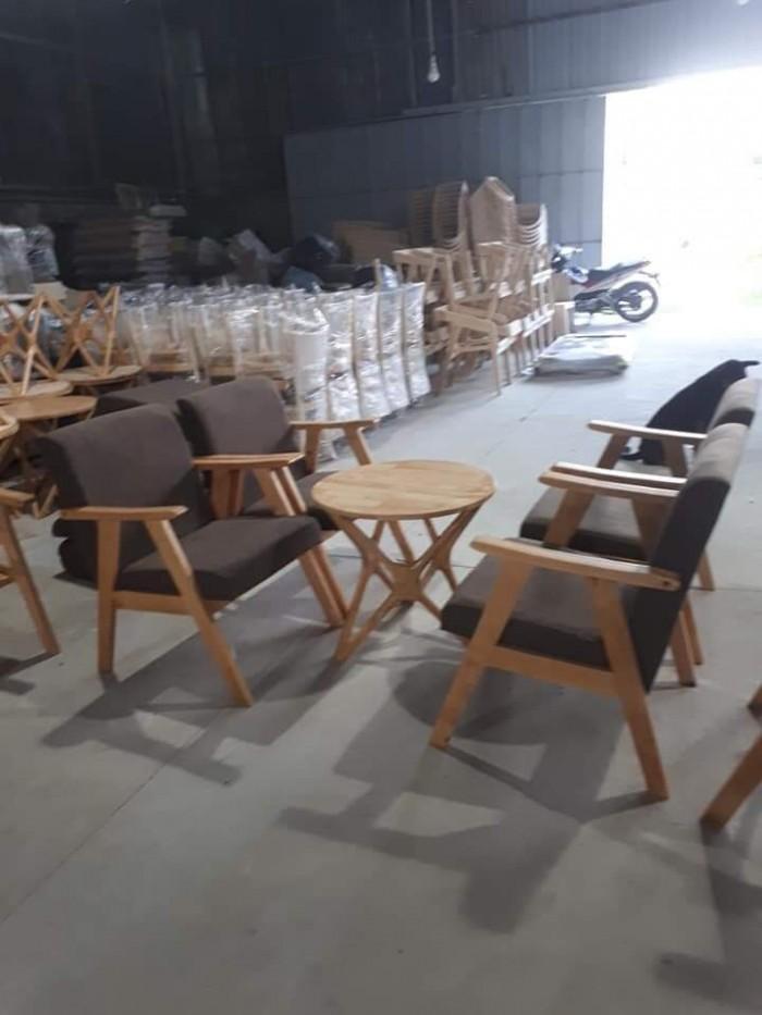 Nhận bọc bàn ghế Sofa gỗ