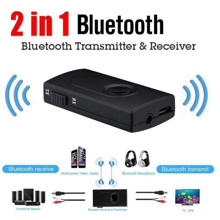 Thiết bị thu phát bluetooth model BT 500 thưởng thức âm nhạc chất lượng cao không dây 1