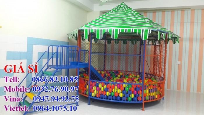 Nhà banh cho trẻ cao cấp1