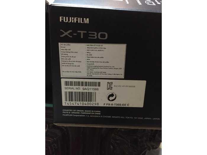 fujifilm xt300